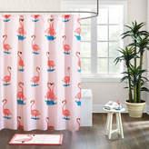 Asstd National Brand Rosie Cotton Shower Curtain