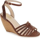 Seychelles 'Top Notch' Knotted Wedge Sandal (Women)