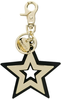 See by Chloe Star Shaped Key Ring