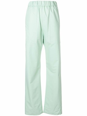 Kwaidan Editions elasticated waist trousers