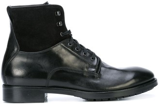 To Boot Abbott lace-up boots