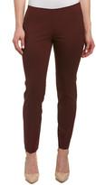 Lafayette 148 New York Petite Stanton Wool-Blend Pant