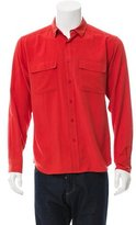 Equipment Silk Button-Up Shirt w/ Tags
