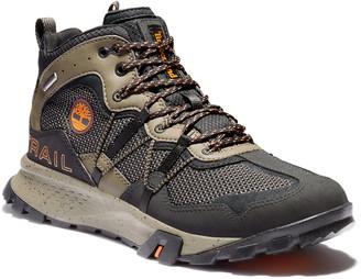 Timberland Garrison Trail Mid Waterproof Hiking Boot