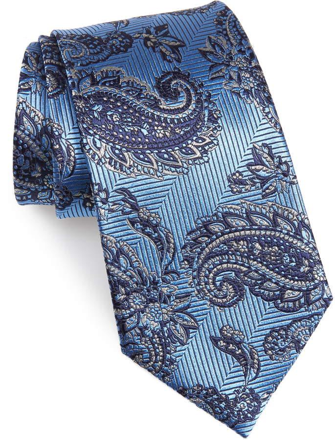 aebf2dc5 Paisley Silk Tie