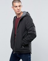 Selected Hooded Jacket