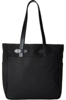 Filson Tote Bag W/Out Zipper Tote Handbags