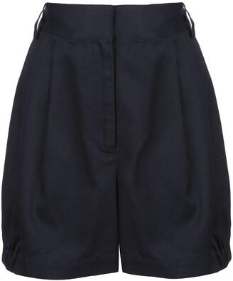 Tibi Harrison chino shorts