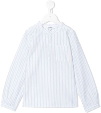 Bonpoint Artiste striped shirt
