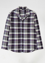 Calvin Klein Flannel Sleepwear Top