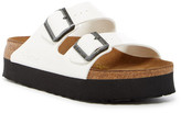 Birkenstock Arizona Platform Classic Footbed Sandal - Narrow Width - Discontinued