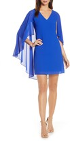 Vince Camuto Cape Back Shift Dress