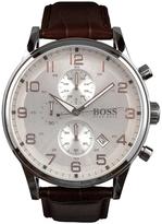 HUGO BOSS Black 1512447 Chronograph Watch Brown