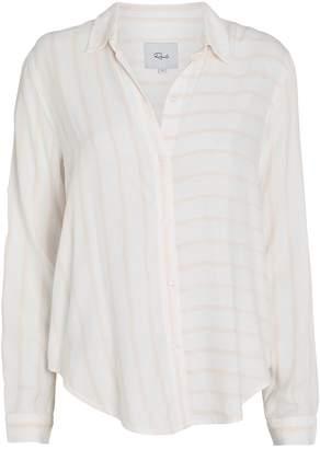 Rails Bonnie Striped Button Front Shirt
