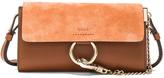 Chloé Leather Faye Strap Wallet