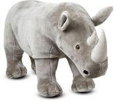 Melissa & Doug Plush Rhinoceros