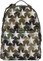 Valentino Green Camustars Backpack