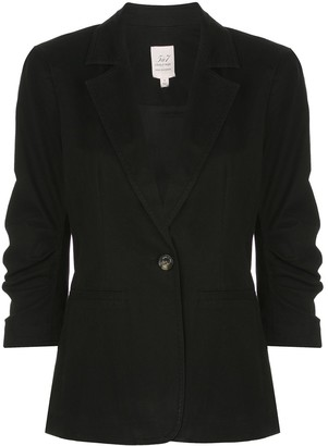 Cinq à Sept Khloe military twill blazer