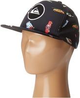 Quiksilver Carpark Boy's Trucker Hat (Little Kids)