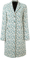 Paul Smith floral print coat - women - Cotton/Polyamide/Polyester/Cupro - 40