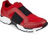 GUESS Women's Padden Gore-Strap Sneakers
