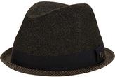 Ben Sherman Men's Wool Fedora