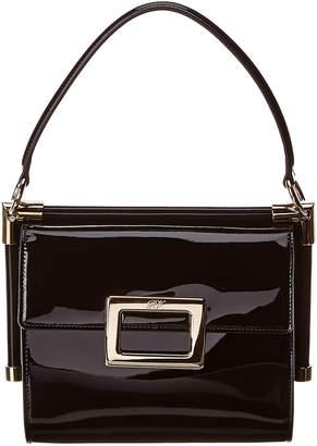 Roger Vivier Miss Viv Small Patent Shoulder Bag