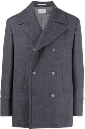 Brunello Cucinelli double breasted dinner jacket
