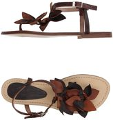 Massimo Rebecchi Toe strap sandals