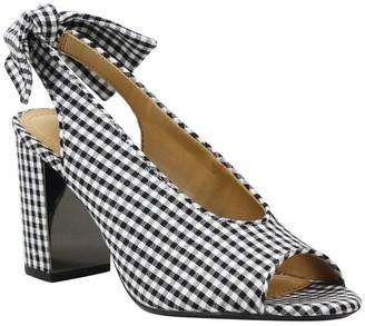 J. Renee Open-Toe Slingback Sandals - Brietta