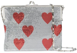 Paco Rabanne Pixel Frame 1969 shoulder bag