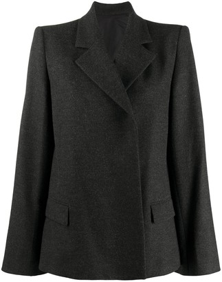 Totême Oversized Double-Breasted Jacket
