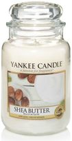 Yankee Candle Classic large jar shea butter candle