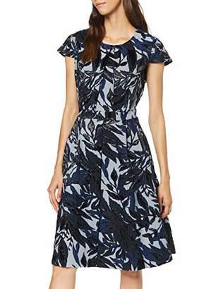 APART Fashion Women's Jacquard Dress Party,8 (Size: 34)