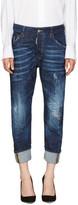 DSQUARED2 Indigo Work Wear Jeans