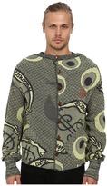Vivienne Westwood RUNWAY Gold Label Snakes Cardigan