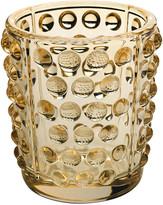 Lalique Mossi Votive - Gold Lustre