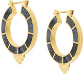 Monica Sordo Yma Baby Hoop earrings