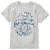 Levi's Boys 4-7) Graphic Crew Neck Tee