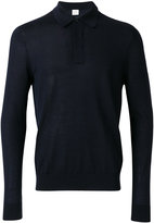 Paul Smith long sleeve polo shirt