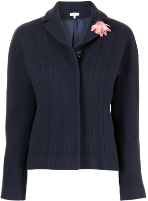 DELPOZO Panelled Fitted Jacket