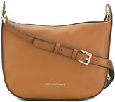 Michael Kors cross body satchel - women - Leather - One Size
