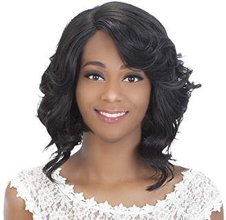 Vivica A Fox Hair Collection Tori New Futura Synthetic Fiber Full Lace Front Wig