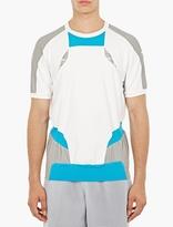 adidas White Hybrid T-Shirt