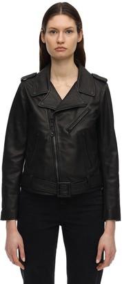 Schott Leather Biker Jacket