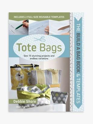Search Press Build-A-Bag Tote Bag Sewing Book