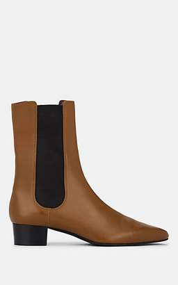 The Row Women's British Ankle Boots - Fawn