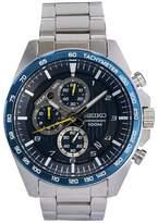 Seiko Men's Chronograph Stainless Steel Bracelet Watch