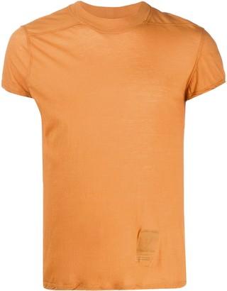 Rick Owens crew neck jersey T-shirt