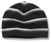 Gap Merino wool blend stripe ski beanie